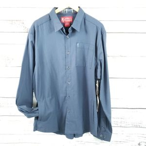 Browning rye shirt button up heritage fit nwt